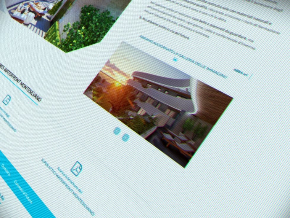ABBA immobiliare website