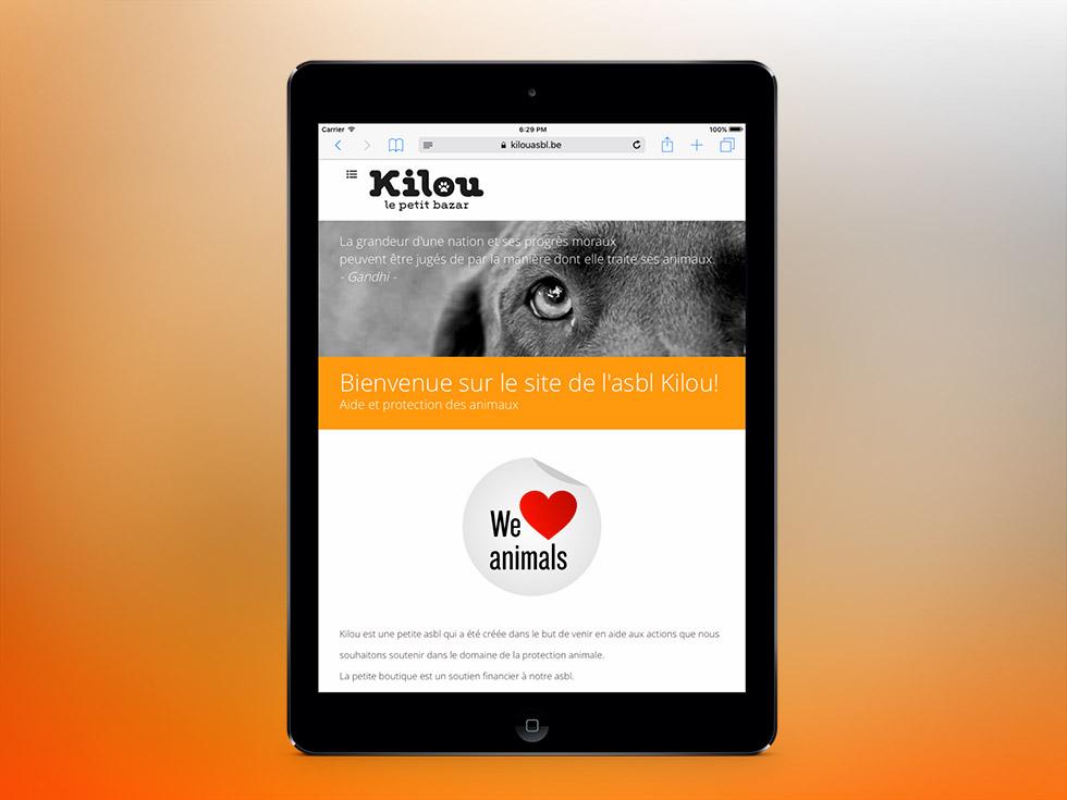 Kilou website