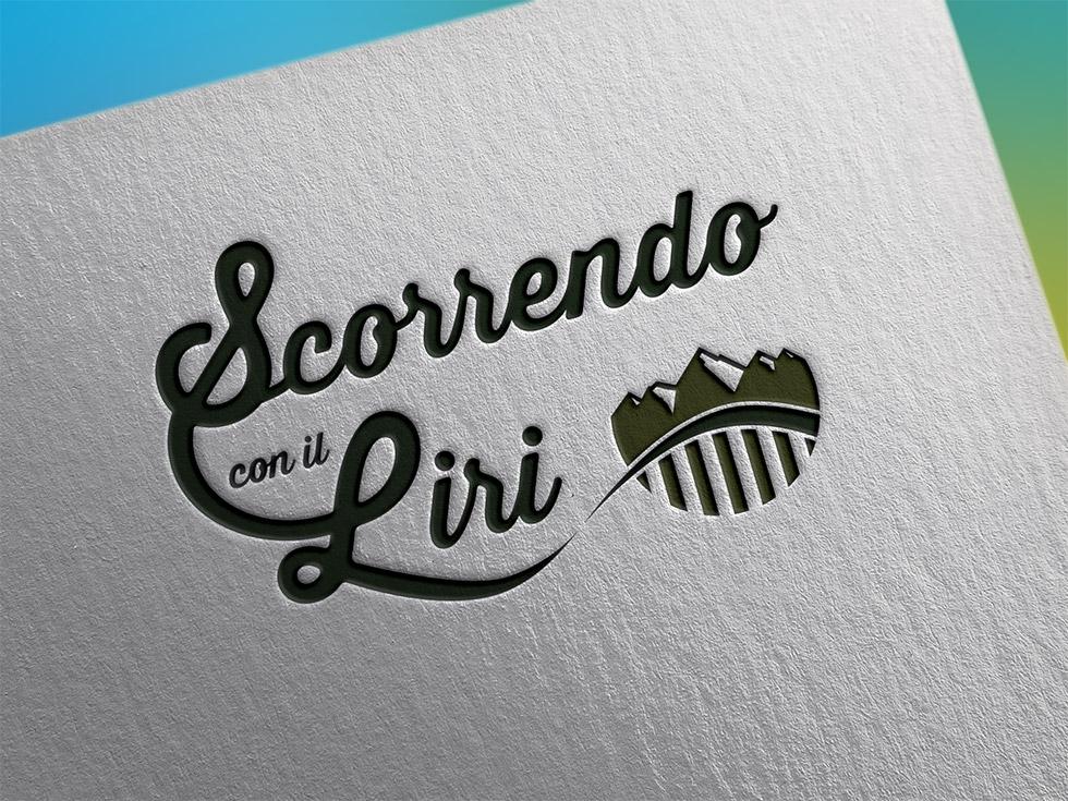 Scorrendo con il Liri logo